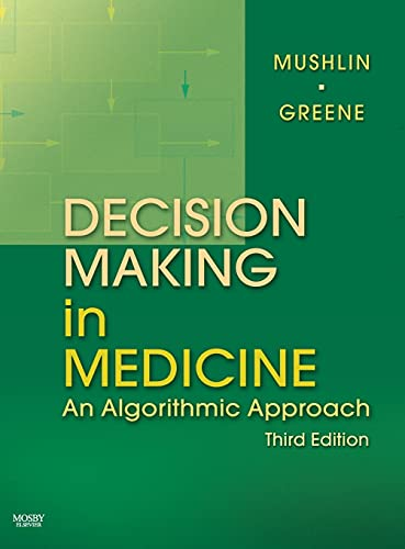 9780323041072: Decision Making in Medicine: An Algorithmic Approach, 3e