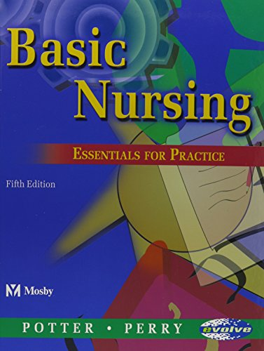 9780323041904: Basic Nursing - Text, Virtual Clinical Excursions 1.0, Mosby's Medical, Nursing & Allied Health Dictionary and FREE Study Guide Package, 5e