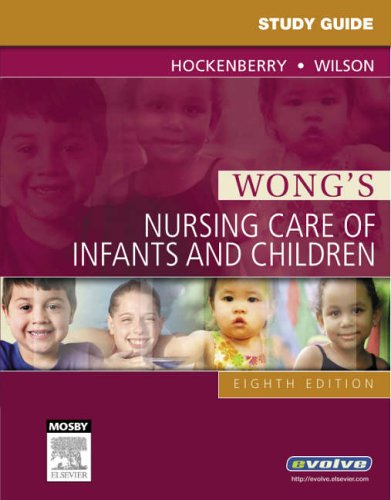 Study Guide for Wong's Nursing Care of: David Wilson MS