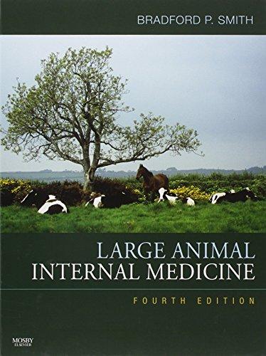 9780323042970: Large Animal Internal Medicine, 4e