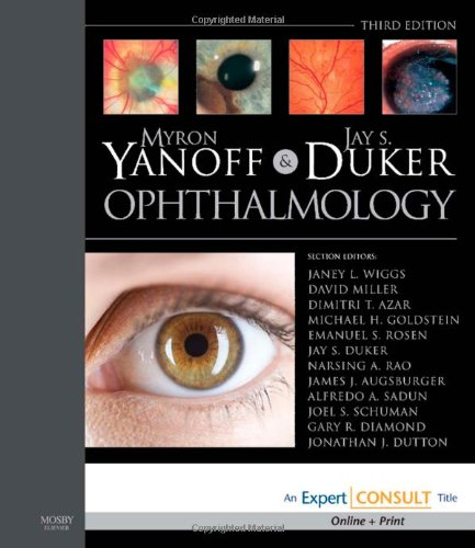 9780323043328: Ophthalmology: Expert Consult: Online and Print, 3e