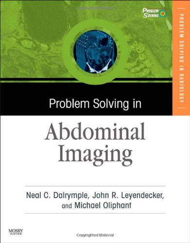 9780323043533: Problem Solving in Abdominal Imaging with CD-ROM, 1e (Problem Solving (Mosby))