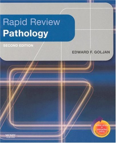 Rapid Review Pathology: With STUDENT CONSULT Online: Edward F. Goljan