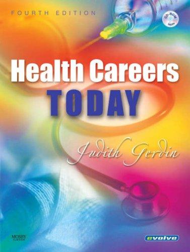 9780323044745: Health Careers Today, 4e