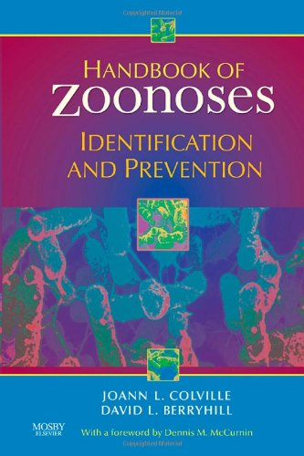9780323044783: Handbook of Zoonoses: Identification and Prevention