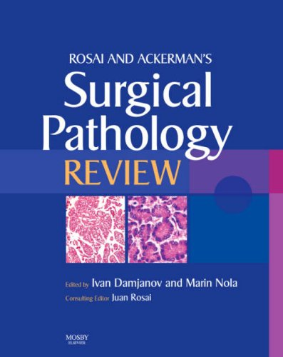9780323044998: Rosai and Ackerman's Surgical Pathology Review, 1e