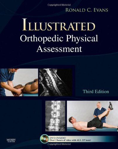 9780323045322: Illustrated Orthopedic Physical Assessment, 3e (Book & DVD)