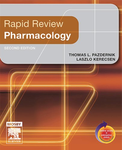 9780323045506: Rapid Review Pharmacology: With STUDENT CONSULT Online Access