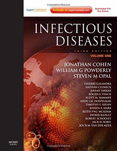 Infectious Diseases: Expert Consult: Online and Print: Cohen M Sc