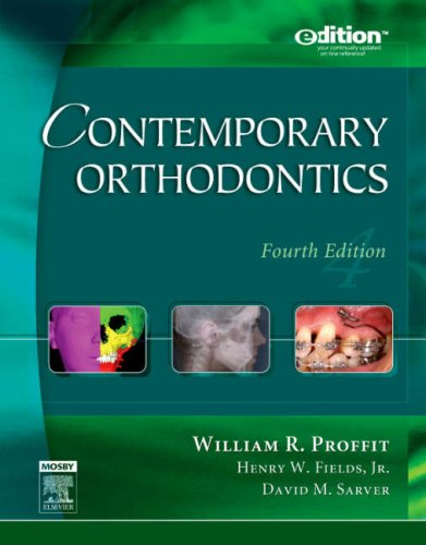 9780323046138: Contemporary Orthodontics e-dition: Text with Continually Updated Online Reference, 4e