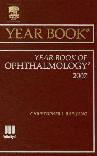 9780323046558: Year Book of Ophthalmology 2007 (Year Books)