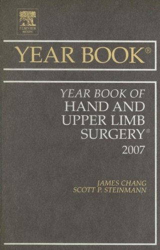 9780323046596: Year Book of Hand and Upper Limb Surgery, 1e (Year Books)