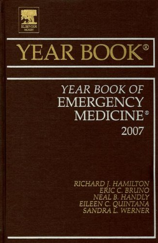 9780323046640: Year Book of Emergency Medicine, 1e (Year Books)