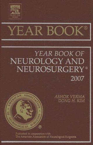 9780323046749: Year Book of Neurology and Neurosurgery, 1e (Year Books)