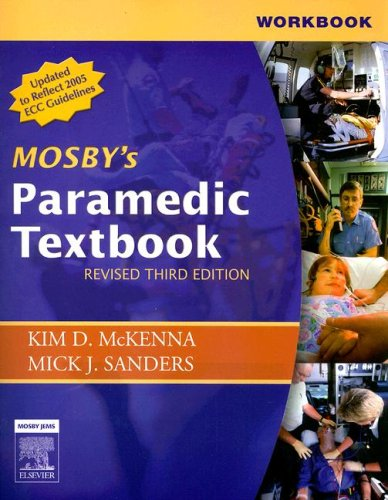 9780323046930: Workbook for Mosby's Paramedic Textbook - Revised Reprint, 3e