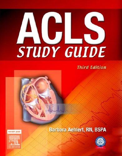 9780323046954: ACLS Study Guide, 3e