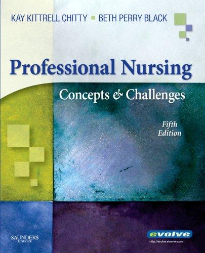9780323047180: Professional Nursing