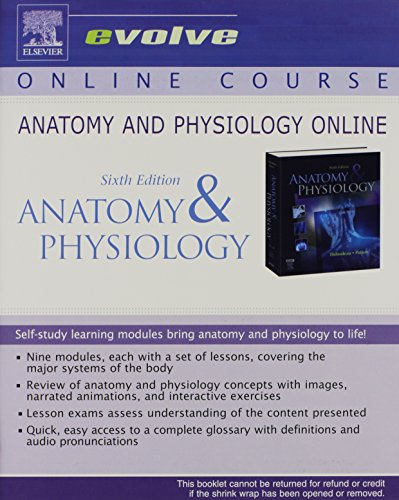 9780323047944: Anatomy and Physiology Online for Anatomy and Physiology (Access Code), 6e