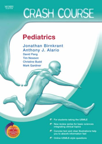 9780323047951: Crash Course (US): Pediatrics: With STUDENT CONSULT Online Access, 1e