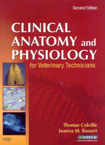 9780323048033: Clinical Anatomy and Physiology for Veterinary Technicians - Text and Laboratory Manual Package, 2e