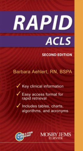 9780323048330: Rapid ACLS, 2e