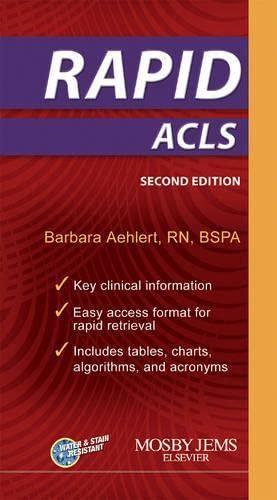 9780323048330: Rapid ACLS, 2e