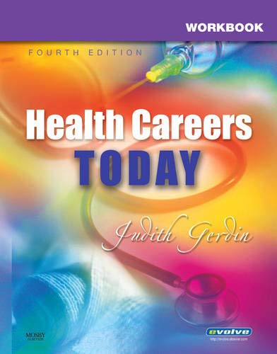 Workbook for Health Careers Today, 4e: Gerdin BSN MS,