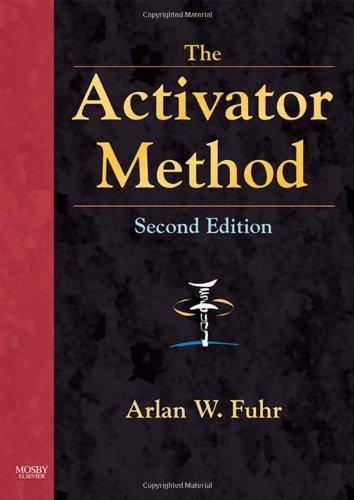 9780323048521: The Activator Method, 2e