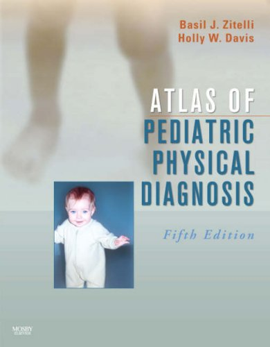 9780323048781: Atlas of Pediatric Physical Diagnosis: Text with Online Access, 5e