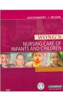 9780323049191: Wong's Nursing Care for Infants and Children - Text and Virtual Clinical Excursions 3.0 Package