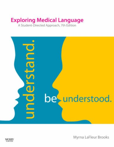 9780323049504: Exploring Medical Language: A Student-Directed Approach, 7e