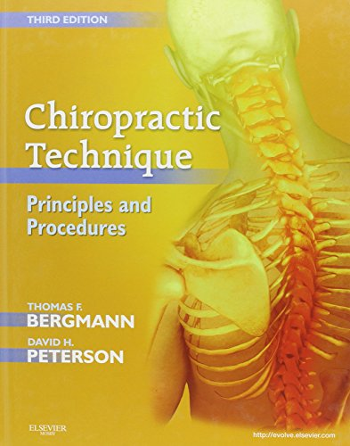 9780323049696: Chiropractic Technique: Principles and Procedures