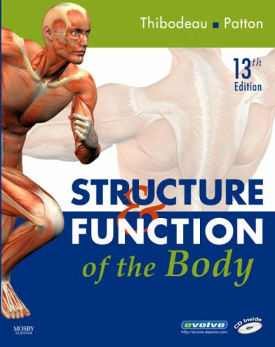 9780323049917: Structure & Function of the Body - Hardcover (Structure and Function of the Body)
