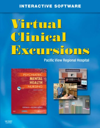 Virtual Clinical Excursions for Psychiatric Mental Health: Patricia A. Holoday