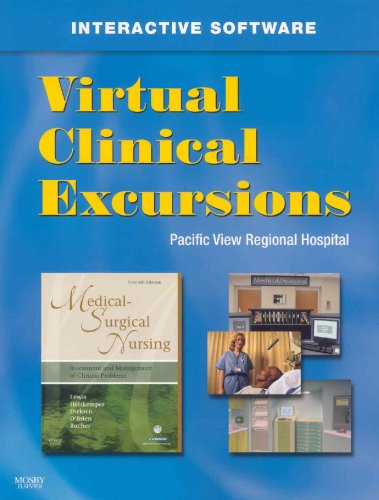 Virtual Clinical Excursions for Medical-Surgical Nursing, 7e: Lewis RN PhD