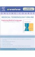 9780323051811: Medical Terminology Online for Exploring Medical Language (Access Code), 7e (Evolve Online Course)