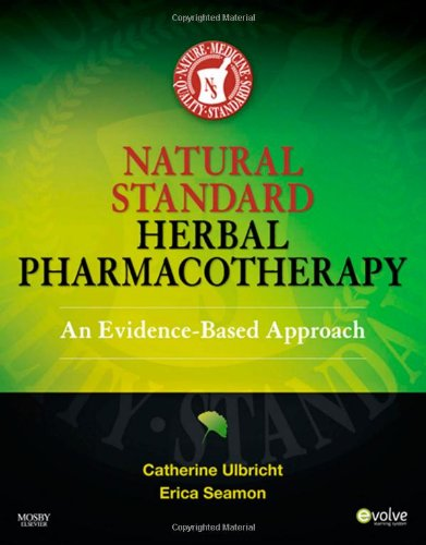 9780323051842: Natural Standard Herbal Pharmacotherapy: An Evidence-Based Approach, 1e
