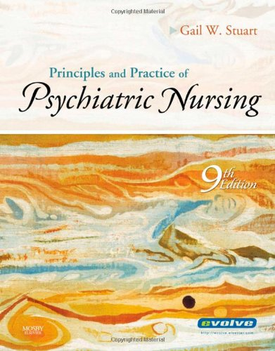 9780323052566: Principles and Practice of Psychiatric Nursing, 9th Edition