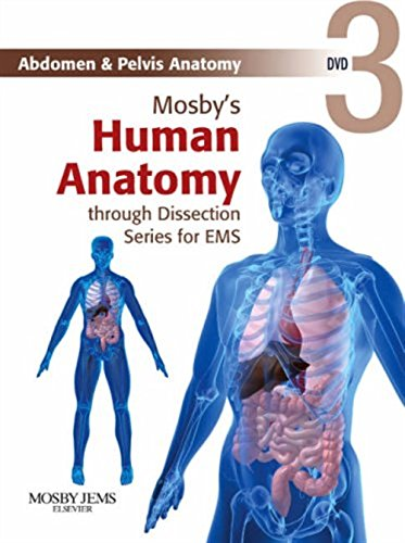 9780323053280: Mosby's Human Anatomy Through Dissection For EMS: Abdomen And Pelvis Anatomy Instructors Toolkit DVD (Mosby's Human Anatomy Through Dissection Series for Ems)