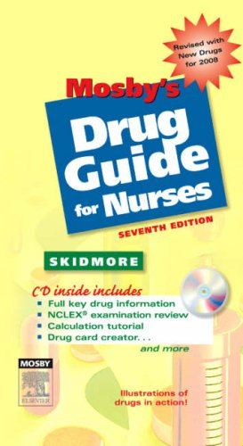 Mosby's Drug Guide for Nurses with 2008 Update (Mosby's Drug Guide for Nurses): Linda ...