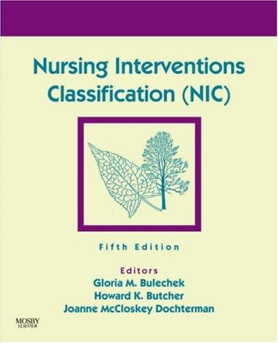 9780323053402: Nursing Interventions Classification (NIC), 5e