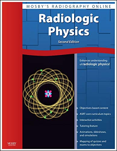 9780323053495: Mosby's Radiography Online: Radiologic Physics (Access Code), 2e