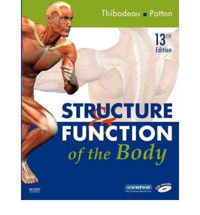9780323053563: Structure and Function of the Body, Instructor's Resource Manual, 13th Edition