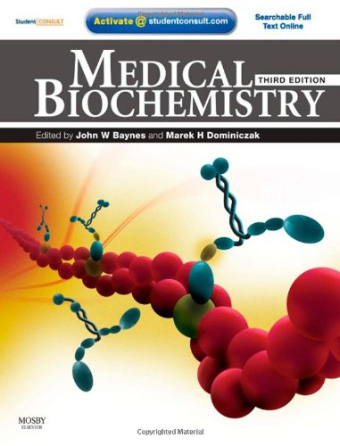 9780323053716: Medical Biochemistry: With STUDENT CONSULT Online Access, 3e