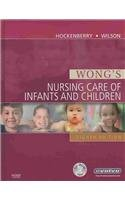 9780323053839: Wong's Nursing Care of Infants and Children - Text and Mosby's Care of Infants and Children Nursing Video Skills Package, 8e
