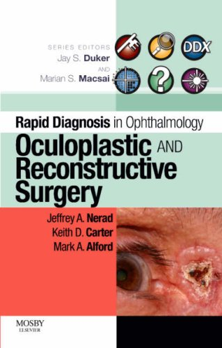 9780323053860: Rapid Diagnosis in Ophthalmology Series: Oculoplastic and Reconstructive Surgery