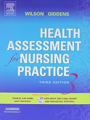 9780323053914: Health Assessment for Nursing Practice - Text and Mosby's Nursing Video Skills: Physical Examination and Health Assessment Package, 3e