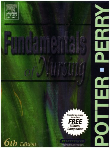 Fundamentals of Nursing - Text with FREE: Anne Griffin Perry