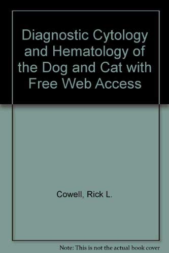 9780323054430: Diagnostic Cytology and Hematology of the Dog and Cat, With Veterinary Consult Access