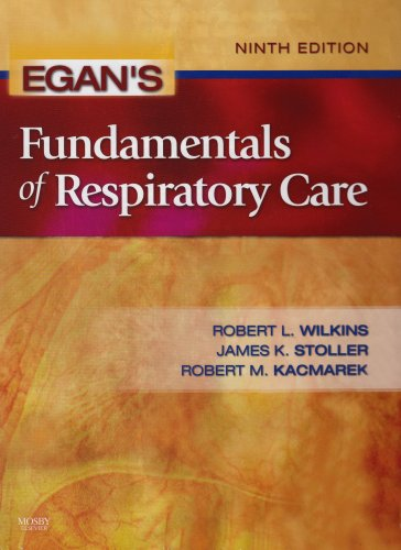 9780323054591: Egan's Fundamentals of Respiratory Care - Textbook and Workbook Package